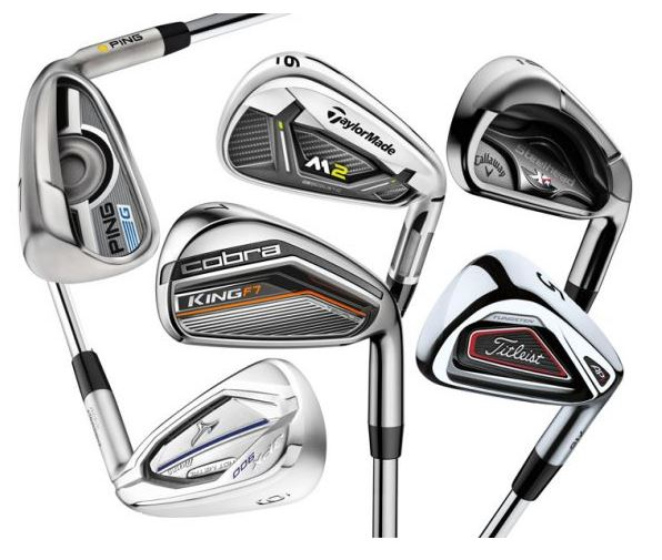 Best game Improvement irons 2018